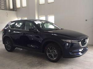Cận cảnh Mazda CX-5 mới cóng tại Malaysia