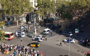Tây Ban Nha bắt giữ 2 người sau vụ tấn công khủng bố bằng xe tải
