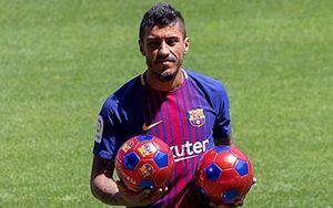 Clip: Màn tâng bóng thảm họa của Paulinho trong ngày ra mắt Barca