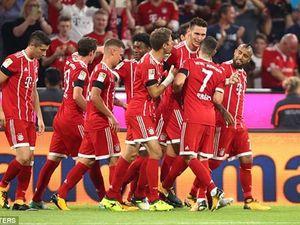 Bayern Munich đánh bại Leverkesun ở ngày ra quân Bundesliga