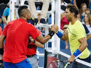 Trực tiếp tennis Cincinnati ngày 6: Nadal thua đau, 'ngai vàng' là của Kyrgios