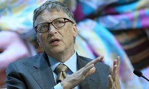 Tỷ phú Bill Gates: 'Cần đấu tranh để trở nên giàu có hơn''