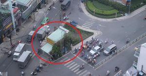 Ngôi nhà 4 mặt tiền 'độc nhất vô nhị' giữa giao lộ Sài Gòn