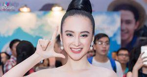 Sau khi xuất viện vì nghi sốt xuất huyết, Angela Phương Trinh xinh đẹp tựa nữ thần đi sự kiện