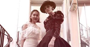 Cô gái gốc Việt duy nhất sau hậu trường của hãng thời trang Chanel