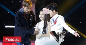 Thể hiện hit của diva Hà Trần, 'thiên thần nhí' khiến Soobin, Vũ Cát Tường phải tung 'chiêu' hết mình chinh phục