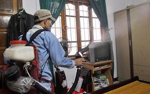 Số ca mắc sốt xuất huyết mới tại Hà Nội có xu hướng giảm