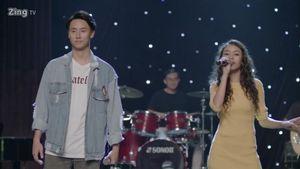 Hit 'Anh cứ đi đi' của Hari Won gây sốt trong tập 1 'Glee'