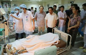 Người nhà 8 người chết khi chạy thận kiến nghị Bộ trưởng Công an