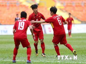 U22 Việt nam - U22 Philippines 2-0: Công Phượng lập công