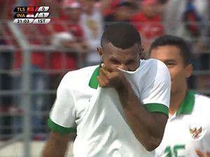 Video, kết quả bóng đá U22 Indonesia - U22 Timor Leste: Bước ngoặt cú đánh đầu (H1)