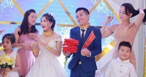 Chú rể trong đám cưới bạc tỷ Nghệ An: Không hối hận về những gì đã làm, miễn vợ cảm thấy hãnh diện là được