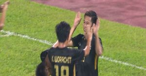 Video, kết quả bóng đá U22 Thái Lan - U22 Campuchia: Một bàn thắng & hai tấm thẻ đỏ (H1)