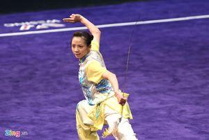 Nữ võ sĩ mở hàng HCV cho Việt Nam ở SEA Games 29
