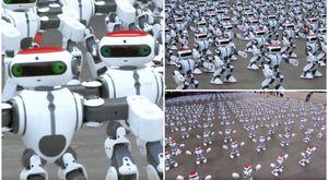 1.069 robot cùng nhảy múa lập kỷ lục thế giới