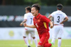 Thắng kịch tính Myanmar, tuyển nữ Việt Nam giành ngôi đầu bảng đấu