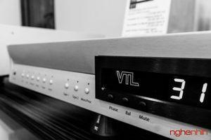 Hoàng Hải Audio trình diễn ampli cao cấp của hãng VTL