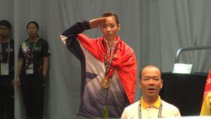 Tự hào Quốc ca Việt Nam lần đầu vang lên tại SEA Games 29