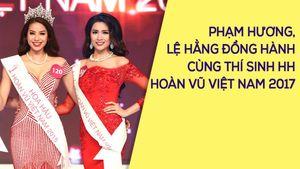 Hé lộ chương trình truyền hình thực tế Hoa hậu Hoàn vũ Việt Nam 2017