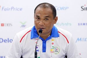 Huấn luyện viên Philippines tự tin 'hạ đẹp' U22 Việt Nam