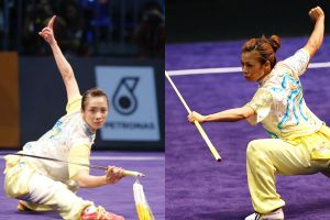 SEA Games 29: Wushu giải cơn 'khát vàng' cho Đoàn thể thao Việt