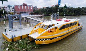 Toàn cảnh các bến buýt sông đầu tiên ở Sài Gòn