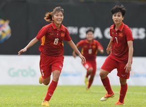 VTV sản xuất trực tiếp bóng đá nữ SEA Games từ Malaysia