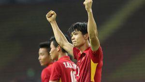 Highlights U22 Việt Nam 4-0 U22 Campuchia