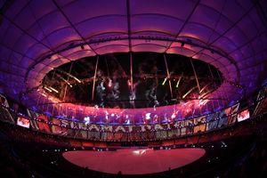 Nhìn lại lễ khai mạc SEA Games 29: Rực rỡ, choáng ngợp