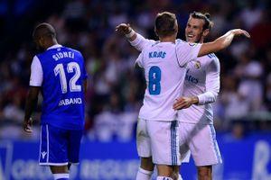 Zidane: 'Tôi hài lòng với đội hình hiện tại'