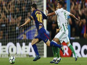 Barcelona - Betis: Truyền nhân Neymar & show diễn hảo hạng