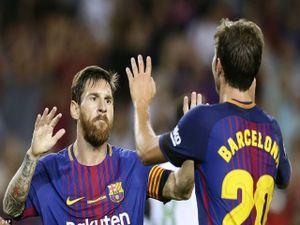 Góc chiến thuật Barca - Betis: 'Quỷ ám' Messi & 'Neymar đệ nhị'