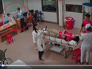 Chủ tịch phường trần tình về clip 'bác sĩ cấp cứu 115 bị đánh'?