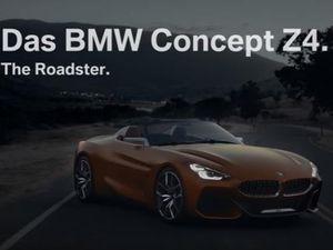 Siêu xe BMW Z4 thế hệ mới khoe khéo sức mạnh