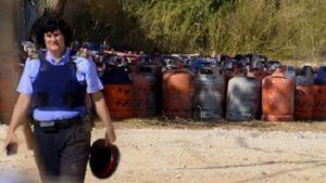 Phát hiện nhiều chất nổ TATP và 120 bình ga trong hang ổ nhóm tấn công Barcelona