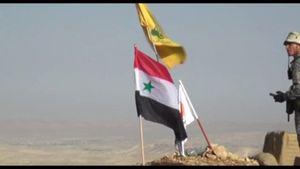 Quân đội Syria hợp binh quét sạch IS hơn 70 km biên giới (video)