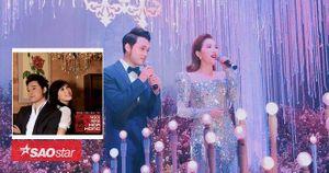 Bảo Thy tái hợp ngọt ngào 'Ngôi nhà hoa hồng' với Quang Vinh tại đám cưới anh trai