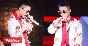 Đem 'quả tóc' mới lên sân khấu, ai chịu nổi độ đẹp trai của Sơn Tùng đây?