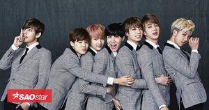 BTS tiếp tục ẵm giải thưởng lớn tại Kids' Choice Awards Mexico 2017