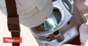 Đừng dại dột chụp ảnh mặt trời trực tiếp nếu không muốn hậu quả bi thảm như sau xảy ra với máy ảnh