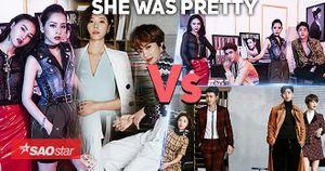 Chụp ảnh 'na ná' nhau, 'She Was Pretty' bản Việt hay bản Hàn 'chất' hơn?