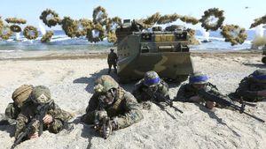 67.500 lính Mỹ - Hàn tập trận, Triều Tiên dọa chiến tranh hạt nhân
