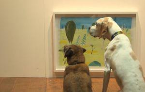 Triển lãm nghệ thuật cho cún cưng đầu tiên trên thế giới