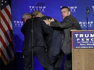 Mật vụ Mỹ 'cháy túi' vì bảo vệ đại gia đình Tổng thống Trump