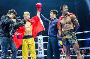 Giải đấu võ thuật của Trung Quốc bị nghi dàn xếp để hút khán giả