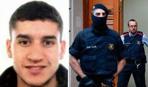 Nghi phạm khủng bố ở Barcelona bị bắn hạ