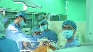 Cứu sống nhiều bệnh nhân mắc bệnh tim bằng phương pháp mổ nội soi và ít xâm lấn