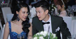 Phản ứng bất ngờ của Huỳnh Anh khi thấy người yêu cũ thân mật với bạn trai Tây