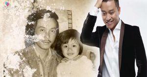 Tuấn Hưng gây xúc động khi chia sẻ kỷ niệm thời thơ ấu với bố