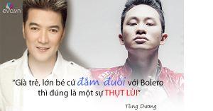 Đàm Vĩnh Hưng, Lệ Quyên bức xúc trước phát ngôn của Tùng Dương về Bolero